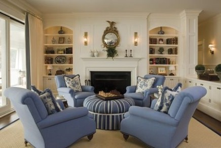 Very pretty & great if you have 21 people- otherwise, it would not .. | living room 4 chairs