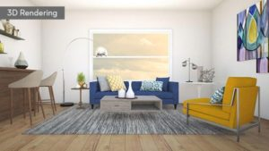Virtual Room Designer - Design Your Room in 16D | Living Spaces | living room 3d