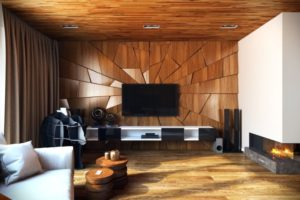 Wall Texture Designs For The Living Room: Ideas & Inspiration | living room wall design