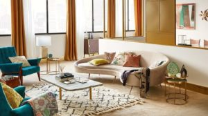 What Interior Designers Buy From Zara Home | living room zara home