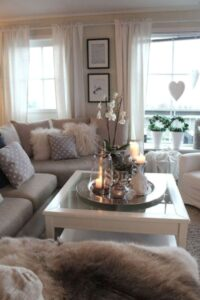 15 Best Rustic Chic Living Room Ideas and Designs for 15 | Chic Living Rooms