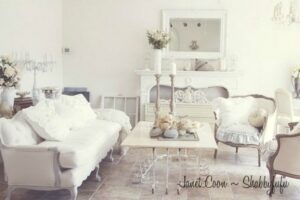 15 Dream Shabby Chic Living Room Designs | Decoholic | Chic Living Rooms