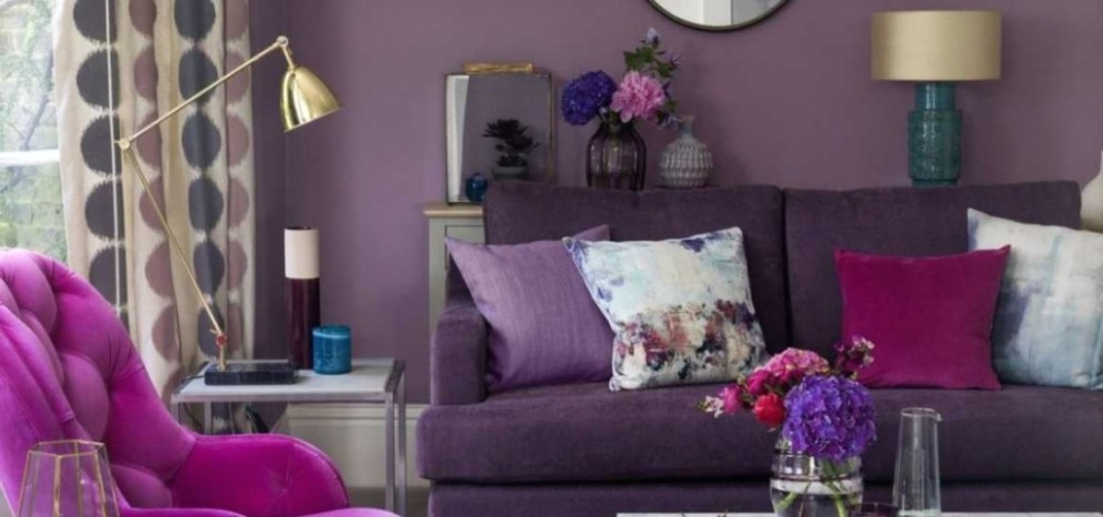 Is Purple Living Rooms Ideas The Most Trending Thing Now?