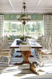 20 Examples of French Country Décor - French Country Interior Design | french country living room