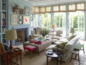 20 French Country Living Room Ideas - Pictures of Modern French ... | french country living room