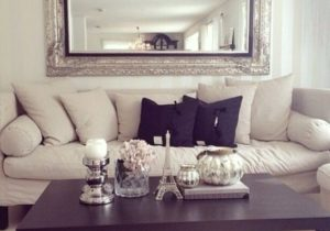 10 Gorgeous Living Rooms with Mirrors – living room mirrors