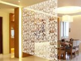 11cmx11cm Biombo Curtain Wall Panels Hanging Screen Mobile Living Room  Entrance Minimalist Fashion Chinese Folding Screen Japanese Novelty Gifts  ..