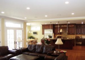 14 Applications of Recessed Downlights – RecessedLightsPRO – can lights living room