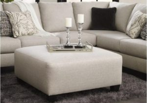 15 Ashley Furniture Hallenberg Oversized Accent Ottoman – living room ottoman