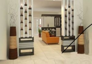 17 New room divider ideas – home partition wall designs 17 – living room partition