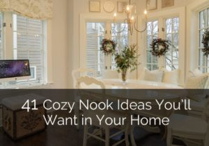 18 Cozy Nook Ideas You'll Want in Your Home | Home Remodeling ..