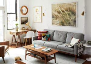 18 Ways To Pull Off An Office Nook In A Living Room – living room nook