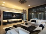 19 Modern Day Living Room TV Ideas | Home Design Lover – living room tv