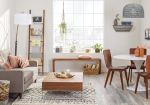 9 Clever Living Room Organization Ideas | Overstock
