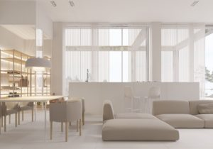 9 Gorgeously Minimalist Living Rooms That Find Substance in ..