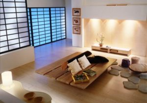 9 Japanese Home Decoration in the Living Room | Home Design Lover – living room japanese