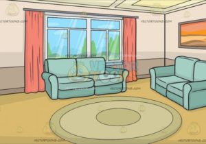 A Small Living Room Background – living room background