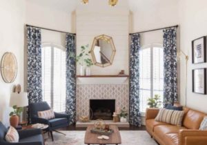 Before & After: A Transitional Living Room Makeover – Sugar & Cloth – living room makeover