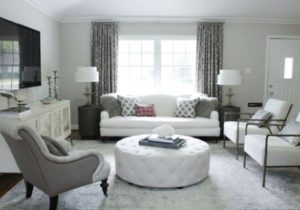 Before &, After: An Elegant, Budget-Friendly Living Room Makeover – living room makeover