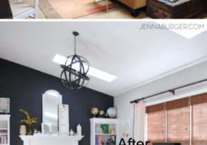 Before and After: Great Living Room Renovation Ideas – Hative – living room remodel ideas