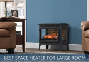 Best Space Heater for Large Room – Our Ratings and Reviews for 20 – living room heater
