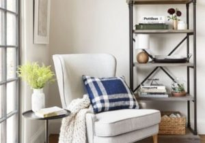 Bright, Traditional Living Room Reading Nook Styled By Emily ..