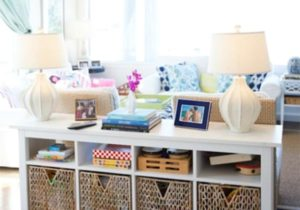 Child's Play: Organizing One Toy at a Time | Living room sofa ..