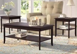 Coffee Tables & Coffee Table Sets You'll Love in 13 | Wayfair – living room table sets