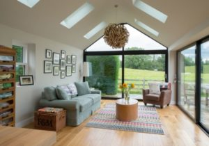 Contemporary Cottage Extension – Contemporary – Living Room ..