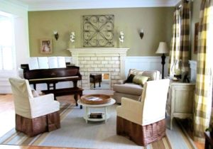 Could Your Living Room Be Better Without a Sofa? – living room no couch