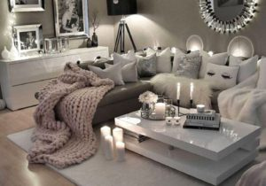 Cozy Neutral Living Room Ideas – Earthy Gray Living Rooms To Copy ..