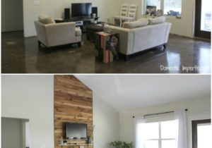 Eric and Kelsey's Budget Living Room Makeover   Living room on a ..