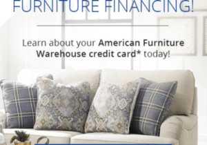 Furniture Financing Made Easy | American Furniture Credit Card ..