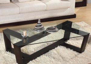 Glass top coffee table design plans – Video and Photos   Modern ..