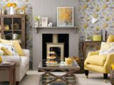 Grey and yellow living room ideas and d̩cor inspiration | Ideal Home Рliving room grey