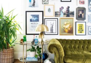 How to create a gallery wall: 9 top tips on nailing yours | Real ..