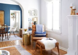 How To Style A Reading Nook – Emily Henderson – living room nook