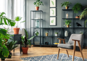 Ideas to Decorate Indoor Plants in your Living Room – RooHome – living room plants