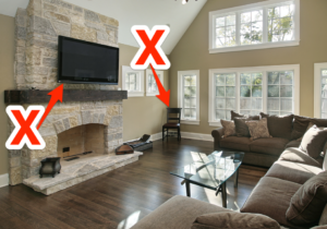 Interior designers reveal the mistakes you're making in a living ..
