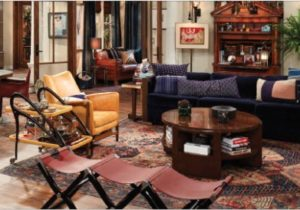 interiors – November/December 9 – Will & Grace – will and grace living room painting