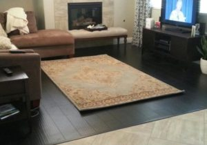 is this rug too small? – living room 5×8 rug
