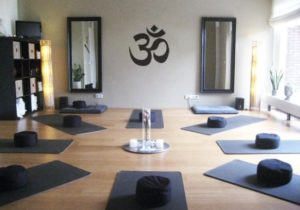 Large Om Symbol Yoga Decal for Living Room Dorm by ZestyGraphics ..