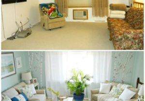 Living Room and Dining Room Makeover on a Budget   Hometalk – living room makeover