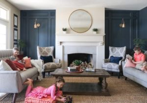 Living Room Makeover with The RoomPlace – Sincerely, Sara D ..