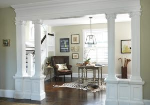 Living Room to Lobby – Traditional – Entry – Providence – by Kate ..