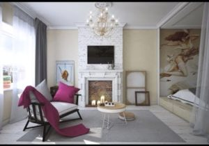 Living Room without Sofa Setup – Ideas and Seating Alternatives ..