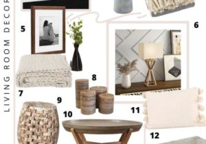 Modern Farmhouse Accessories: Living Room & Entryway | Favorite ..