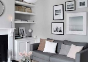 My soft, minimalist living-room makeover | The reveal | These Four ..