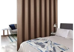 NICETOWN Room Dividers Curtains Screens Partitions, Wide Width Grommet Top  Partition Room Divider Panel for Living Room, Bedroom for Baby Room (One ..