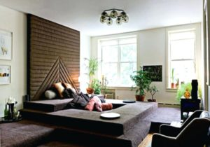 No Furniture Living Room Rooms Without Sofas Decorating Sofa ..